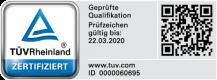 Christoph Ersfeld, zertifizierter Datenschutz-Auditor (TÜV)