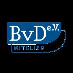 Mitglied im Berufsverband der Datenschutzbeauftragten Deutschlands (BvD) e.V.